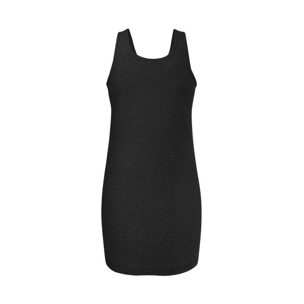 Nachos | Nyomtatható ujjatlan női pólóruha | Kreativator