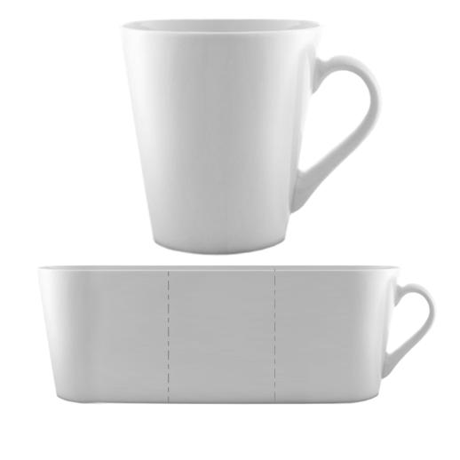 Latte Bögre 300 ml
