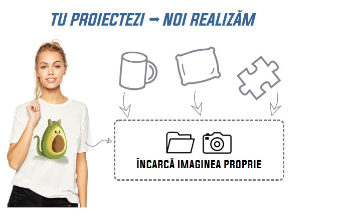 Buton imagine proprie