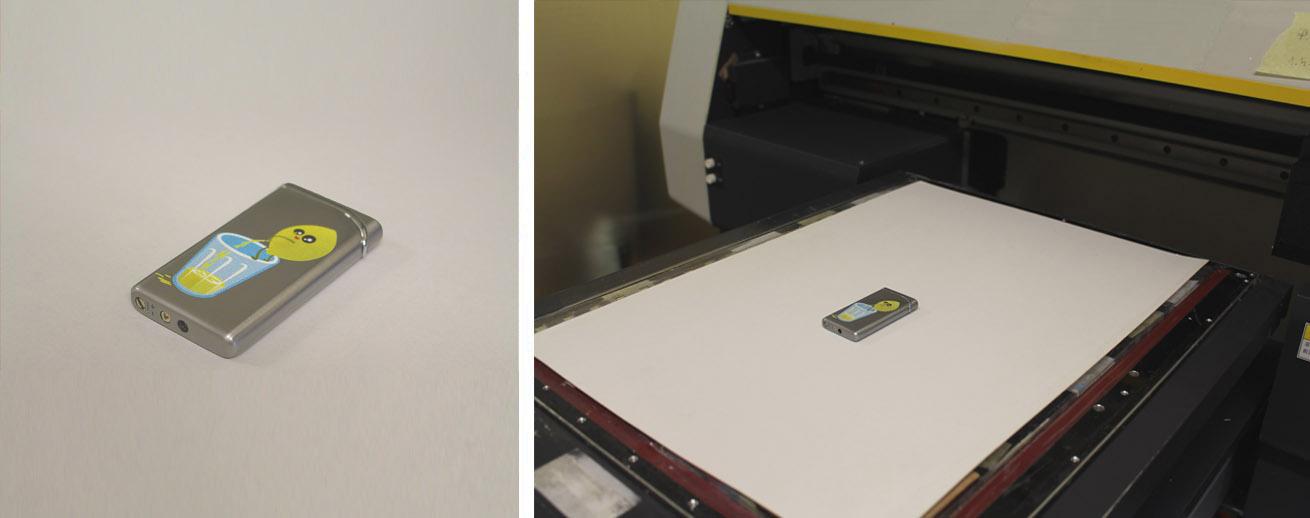 UV nyomtatás