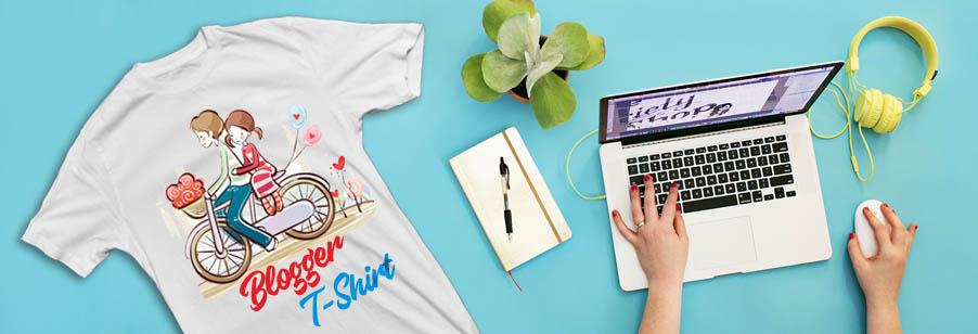 Kreativator blogger T-Shirt