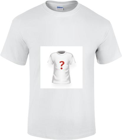 c24a834f81 Nope | Fehér Gildan férfi póló tervezés és nyomtatás saját ...
