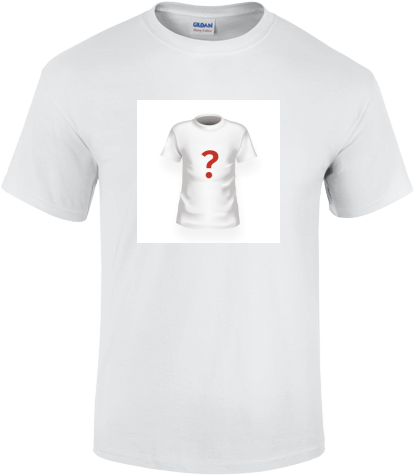 Fehér Gildan férfi póló b1118b7c17