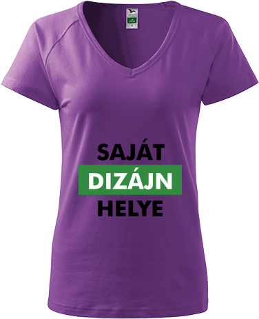 Minőségi női póló tervezés és nyomtatás saját fényképpel a47860b2ba