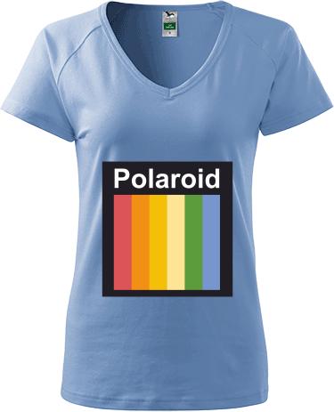 0ab0c52eca V-nyakú női Dream póló - a készlet erejéig - Polaroid