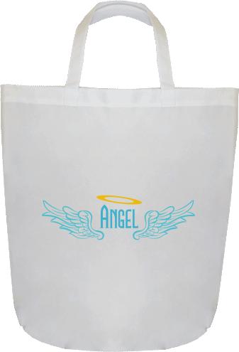 bc109da93f Angel | Saját tervezésű bevásárlótáska nyomtatás | Kreativator