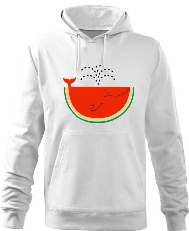 Férfi kapucnis pulóver Fruit 9be0622789