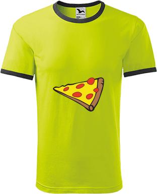 Klasszikus gyerek Regent póló nyomtatott mintával Legényke